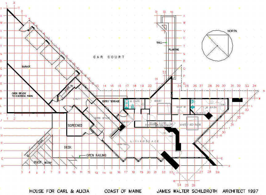 Usonian House Plans House Design Plans